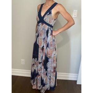 RW & CO Floral Maxi dress